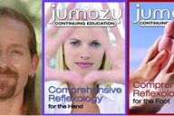Learn Reflexology + Earn CE Credits at http://www.Jumozy.com
