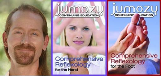 Learn Reflexology + Earn CE Credits at http://www.Jumozy.com