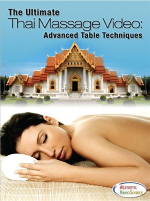 Thai Massage Ultimate Massage Training Course |Online Video